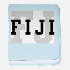 FJ Fiji baby blanket