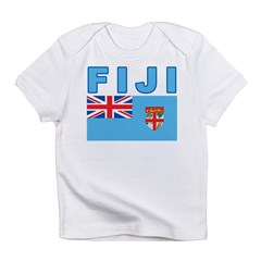 Fiji Flag Infant T-Shirt