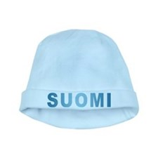Suomi baby hat