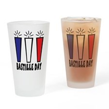 Bastille Day Pint Glass