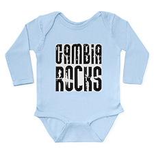 Gambia Rocks Onesie Romper Suit