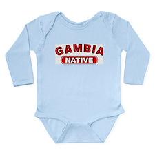 Gambia Native Onesie Romper Suit