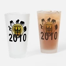 Germany World Cup 2010 Pint Glass