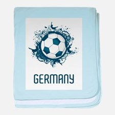 Germany baby blanket