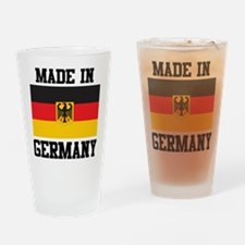 Made In Germany Pint Glass