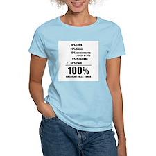 AFT 1 Women's Pink T-Shirt
