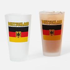 Deutschland Pint Glass