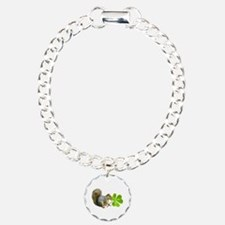 Shamrock Squirrel Bracelet