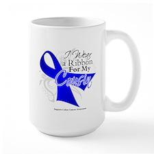 Cousin Colon Cancer Mug