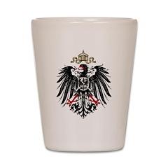 German Empire Shot Glass