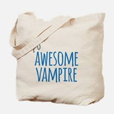Awesome vampire Tote Bag
