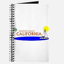 Cute Newport beach Journal