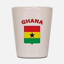 Ghana Shot Glass