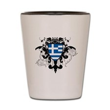Stylish Greece Shot Glass