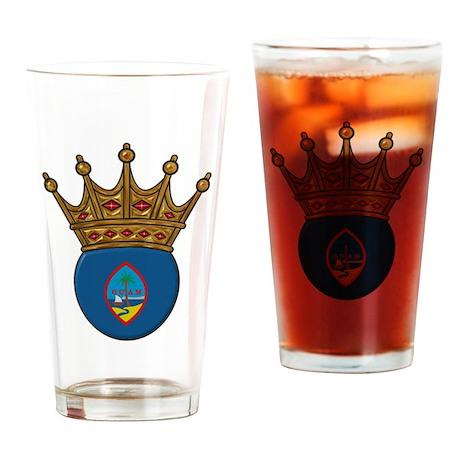 King Guam Pint Glass