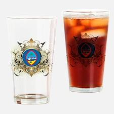 Stylish Guam Pint Glass