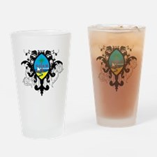 Stylish Guam Pint Glass