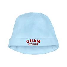 Guam Native baby hat