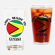 Made In Guyana Pint Glass