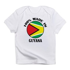 Made In Guyana Infant T-Shirt