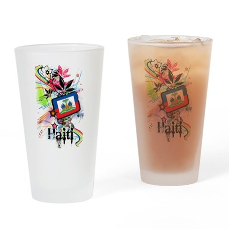 Haiti Pint Glass