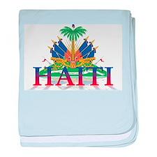 3D Haiti baby blanket