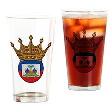 King Of Haiti Pint Glass