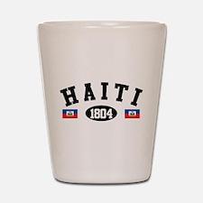 Haiti 1804 Shot Glass