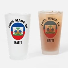 Made In Haiti Pint Glass