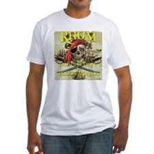 Fights Scurvy & Boosts Rhum Pirate Shirt