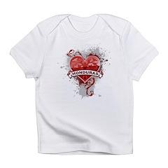 Heart Honduras Infant T-Shirt