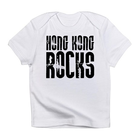 Hong Kong Rocks Infant T-Shirt