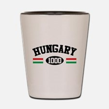 Hungary 1000 Shot Glass