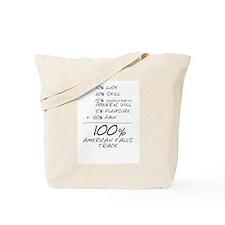 AFT 3 Tote Bag