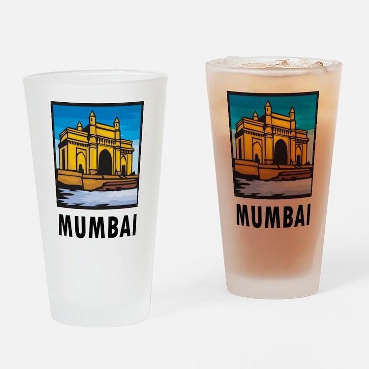 Mumbai Pint Glass