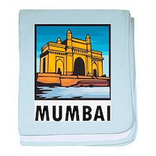 Mumbai baby blanket