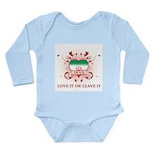 Love It Iran Long Sleeve Infant Bodysuit