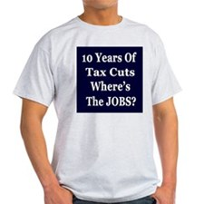 Where's the Jobs?? T-Shirt