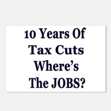 Where's the Jobs?? Postcards (Package of 8)