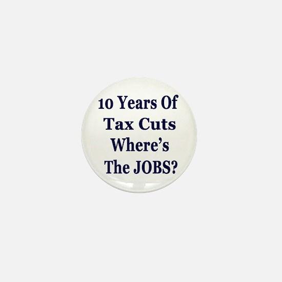 Where's the Jobs?? Mini Button