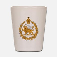 Persia Coat Of Arms Shot Glass