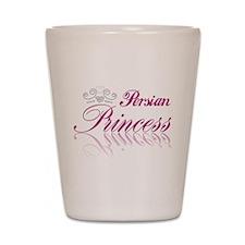 Persian Princess Shot Glass