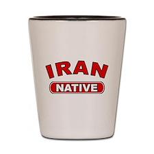 Iran Native Shot Glass