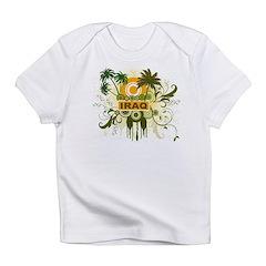 Palm Tree Iraq Infant T-Shirt