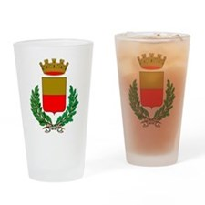Naples Coat Of Arms Pint Glass