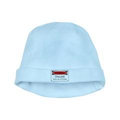 Attitude Italian baby hat
