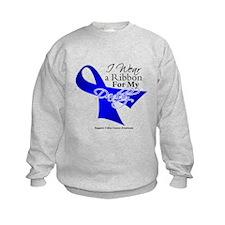 Daddy Colon Cancer Sweatshirt