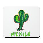 Mexico Cactus Mousepad