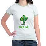 Mexico Cactus Jr. Ringer T-Shirt