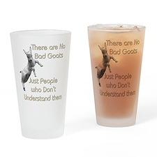 No Bad Goats Pint Glass
